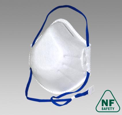 Полумаска фильтрующая NF811 FFP1 size M