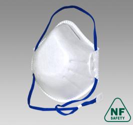 Полумаска фильтрующая NF812 FFP2 size M