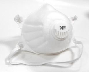 Респиратор NF813V FFP3 с клапаном выдоха