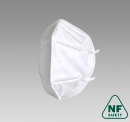 Полумаска фильтрующая NF822 FFP2 size L