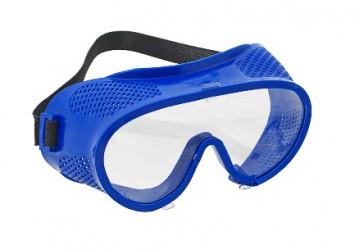 Очки закрытого типа с прямой вентиляцией