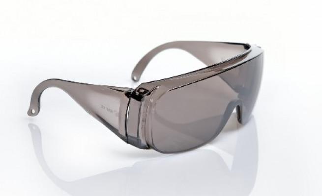 Очки открытые тип Люцерна дымчатые