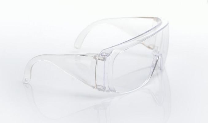 Очки открытые тип Люцерна прозрачные