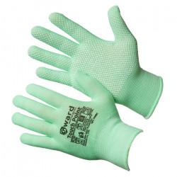 Перчатки Gward Touch Point 8 нейлоновые с ПВХ микроточкой