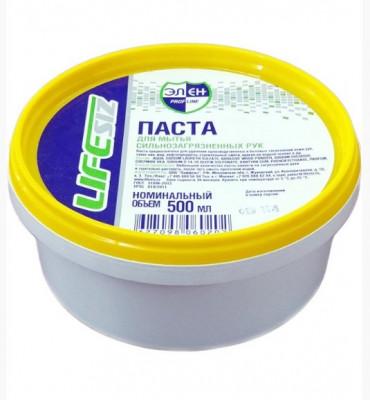 Паста для очистки кожи сильнозагрязненных рук  «Элен» 5000 мл.