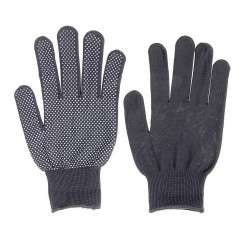 Нейлоновые перчатки с ПВХ