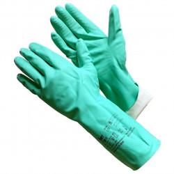 Перчатки Gward RNF15 Химически стойкие нитриловые