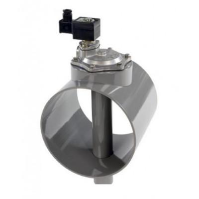 Клапанный модуль с электромагнитной катушкой