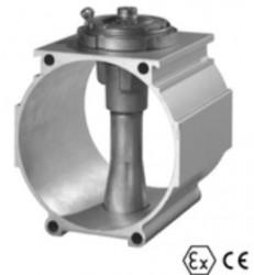 Клапанный модуль с пневматическим управлением (160 мм)