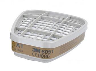 Фильтр для защиты от газов и паров 3М 6051
