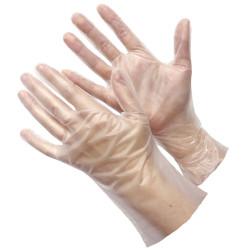 Одноразовые перчатки из термопластэластомера